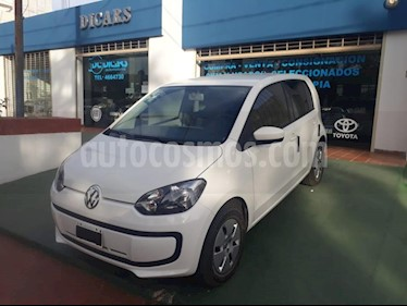 Volkswagen up! 5P take up! usado (2015) color Blanco precio $585.000