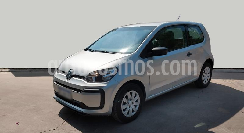 Volkswagen up! 3P take up! usado (2018) color Gris Claro precio $750.000