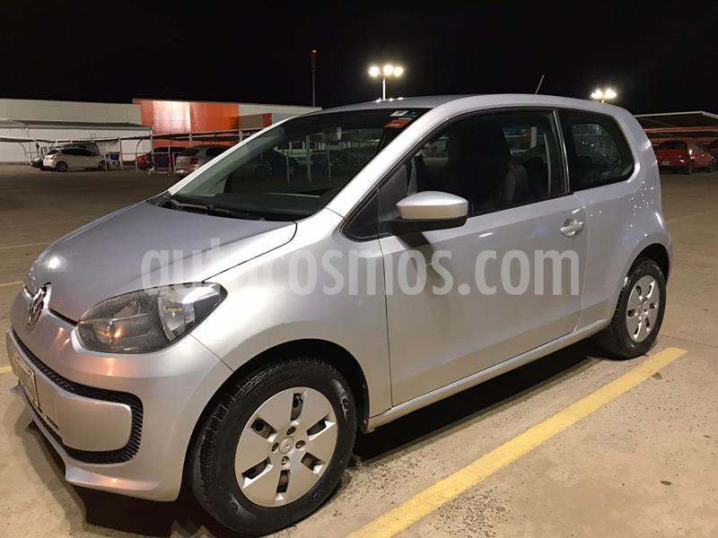 Volkswagen up! 3P 1.0 move up! usado (2015) color Gris precio $590.000