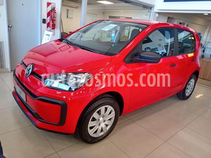 OfertaVolkswagen up! 5P 1.0 take up! nuevo color Azul precio $1.140.900