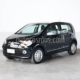 Volkswagen up! 5P 1.0 black up! usado (2015) color Negro precio $635.000