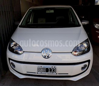 Volkswagen up! 5P 1.0T up! Pepper usado (2015) color Blanco precio $650.000