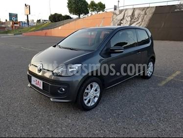 foto Volkswagen up! 3P take up! usado (2014) color Gris Oscuro precio $450.000