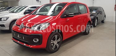 Volkswagen up! 5P 1.0T Pepper up! usado (2019) color Rojo Flash precio $840.000