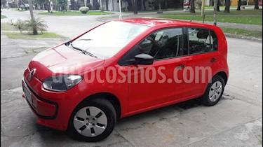 Volkswagen up! 5P 1.0 take up! usado (2016) color Rojo precio $415.000