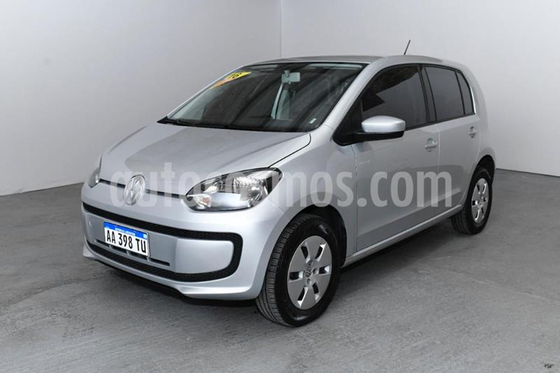 Volkswagen up! 5P move up! I-Motion usado (2016) color Gris Claro precio $670.000