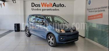 Foto Volkswagen up! Connect usado (2018) color Azul Laguna precio $209,000