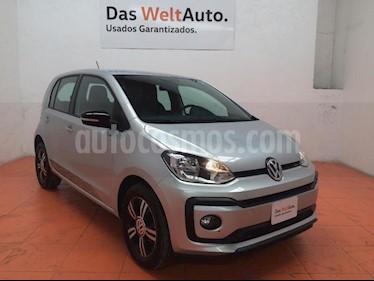 Foto venta Auto usado Volkswagen up! Connect (2018) color Plata precio $205,000