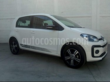 Volkswagen up! Connect usado (2018) color Blanco precio $185,000