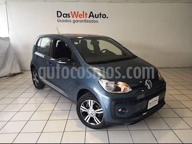Foto venta Auto usado Volkswagen up! Connect (2018) color Azul Laguna precio $179,900