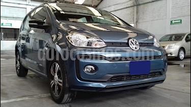 Foto venta Auto usado Volkswagen up! Connect (2018) color Azul precio $195,000