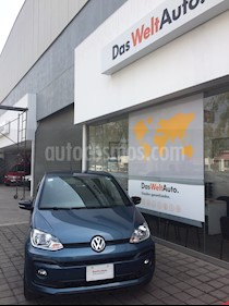 Foto venta Auto usado Volkswagen up! Connect (2018) color Azul precio $205,000