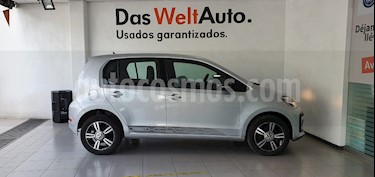 Volkswagen up! Connect usado (2018) color Plata precio $209,000