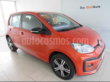 Foto venta Auto usado Volkswagen up! Connect (2018) color Naranja precio $212,000