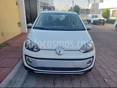 Volkswagen up! cross up! usado (2016) color Blanco precio $140,000