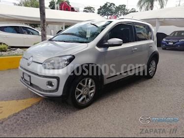 Foto venta Auto usado Volkswagen up! cross up! (2017) color Gris Cuarzo precio $170,000