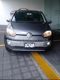 Foto venta Auto usado Volkswagen up! cross up! (2017) color Gris precio $165,000