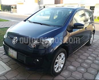 Volkswagen up! high up! usado (2016) color Azul Noche precio $147,000