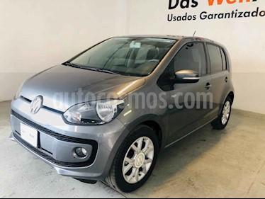 Foto venta Auto usado Volkswagen up! high up! (2017) color Gris precio $162,838