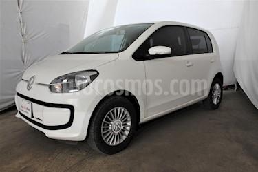 Foto venta Auto usado Volkswagen up! move up! (2016) color Blanco precio $131,000