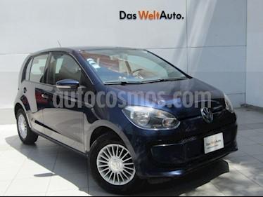 Foto venta Auto usado Volkswagen up! move up! (2016) color Azul Noche precio $135,000