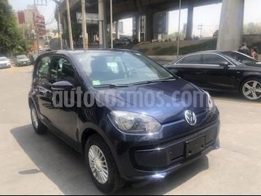Foto venta Auto usado Volkswagen up! move up! (2016) color Azul Noche precio $143,000