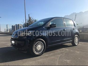 Foto venta Auto Seminuevo Volkswagen up! move up! (2016) color Azul Noche precio $130,000
