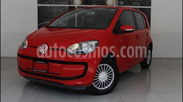 Foto Volkswagen up! move up! usado (2017) color Rojo precio $138,000