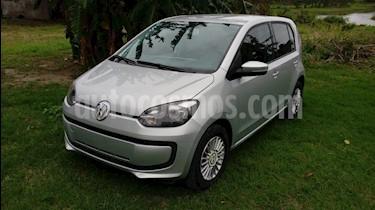 Foto venta Auto usado Volkswagen up! move up! (2016) color Plata precio $125,000