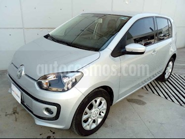 Volkswagen up! 5p High Up L3/1.0 Man usado (2017) color Plata precio $145,000