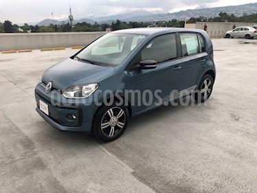 foto Volkswagen up! Connect usado (2018) color Azul Laguna precio $170,000