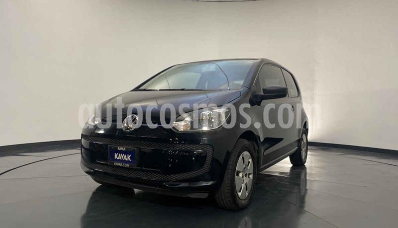 Volkswagen up! take up! usado (2016) color Negro precio $107,999