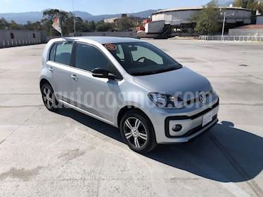 Volkswagen up! Connect usado (2018) color Plata precio $178,000