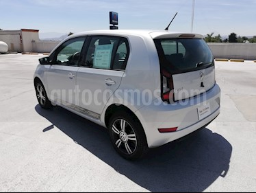 Volkswagen up! Connect usado (2018) color Plata precio $185,000