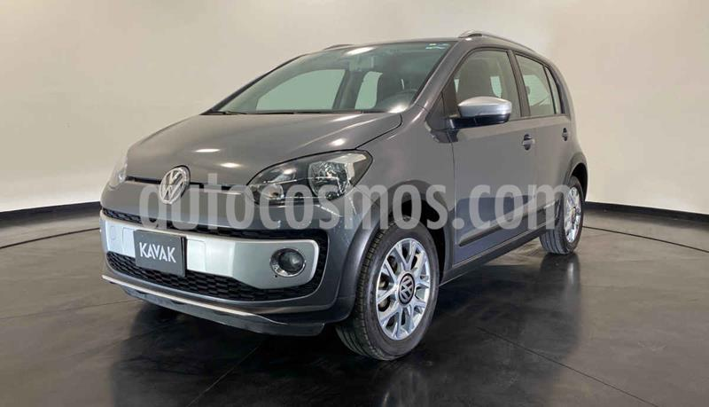 Volkswagen up! cross up! usado (2017) color Gris precio $157,999