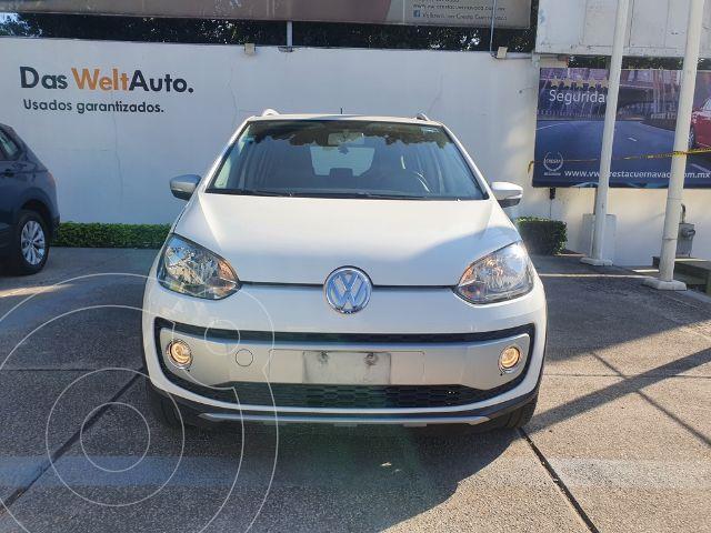 Volkswagen up! cross up! usado (2016) color Blanco precio $154,900