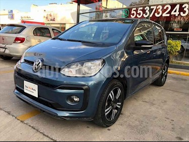 Volkswagen up! 5p Connect Up L3/1.0 Man usado (2018) color Azul precio $163,900