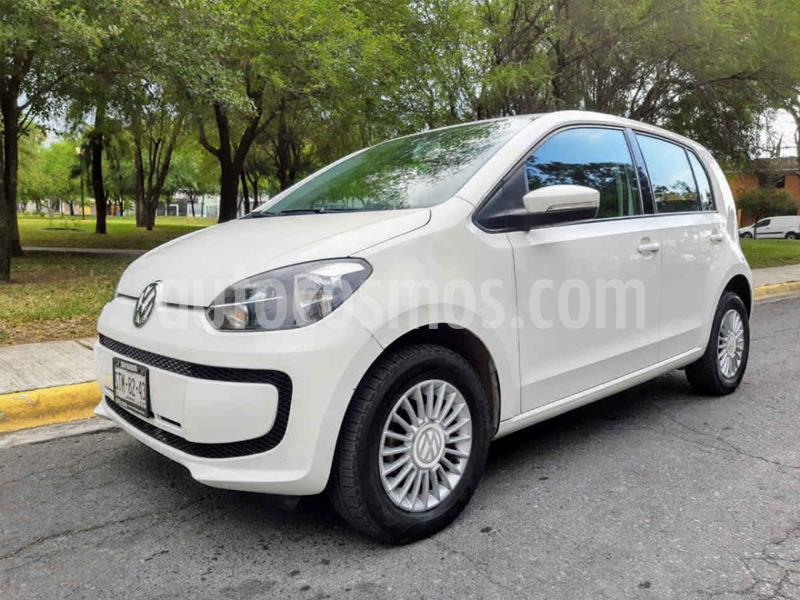 Volkswagen up! move up! usado (2016) color Blanco precio $125,000