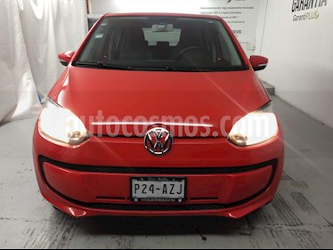 Volkswagen up! move up! usado (2016) color Rojo Flash precio $125,000