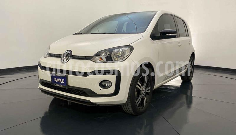 Volkswagen up! Connect usado (2018) color Blanco precio $177,999