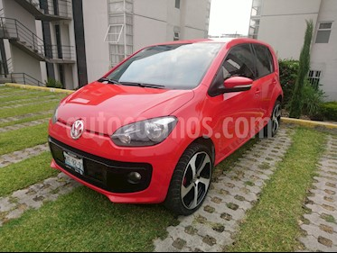 Volkswagen up! high up! usado (2016) color Rojo Flash precio $128,000