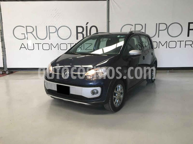 Volkswagen up! cross up! usado (2016) color Azul precio $139,000