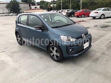 Volkswagen up! Connect usado (2018) color Azul Laguna precio $170,000