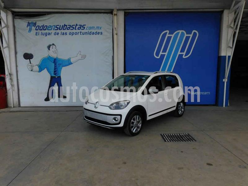 Volkswagen up! cross up! usado (2016) color Blanco precio $65,000