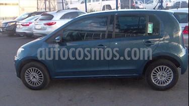 Volkswagen up! move up! usado (2017) color Azul Marino precio $135,000