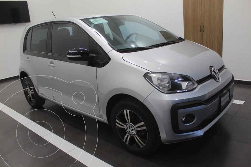 Volkswagen up! Connect usado (2018) color Plata precio $155,000