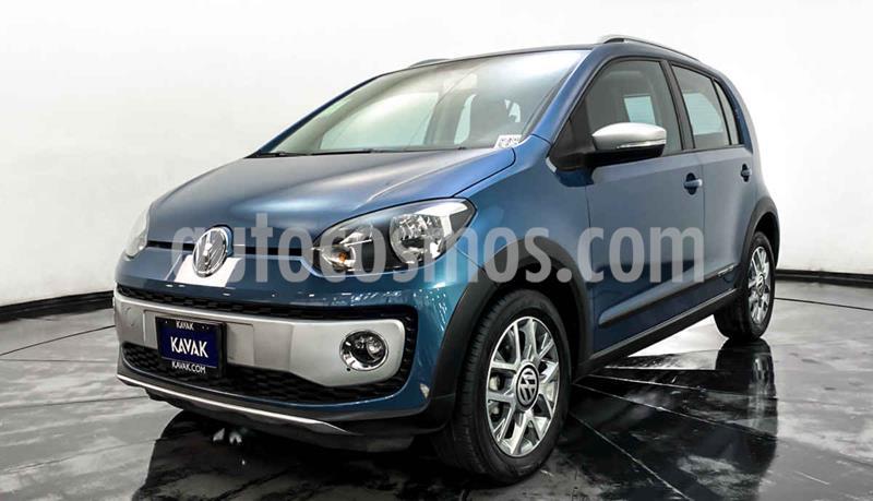 Volkswagen up! cross up! usado (2017) color Azul precio $154,999