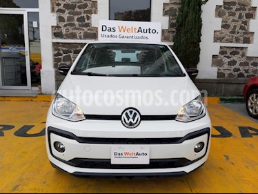 Volkswagen up! Connect usado (2018) color Blanco precio $174,000