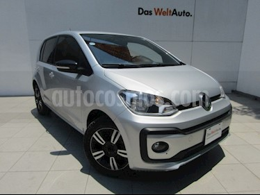 Volkswagen up! Connect usado (2018) color Plata precio $179,000