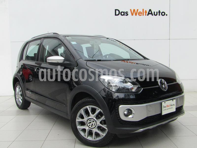 Volkswagen up! cross up! usado (2017) color Negro precio $155,000